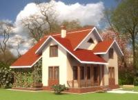 Как построить дачный дом под ключ недорого