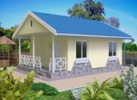 Дачный домик для родителей