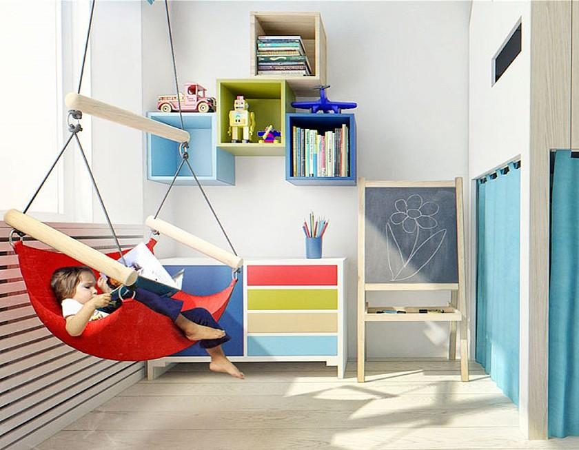 Квадратные метры детского счастья. Идеи для детской комнаты