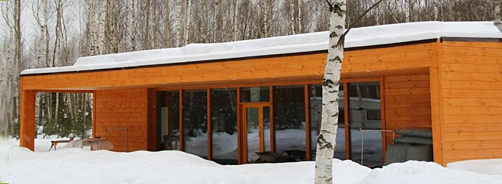Энергоэффективный дом по финскому дизайну – опыт участника FORUMHOUSE. Часть первая