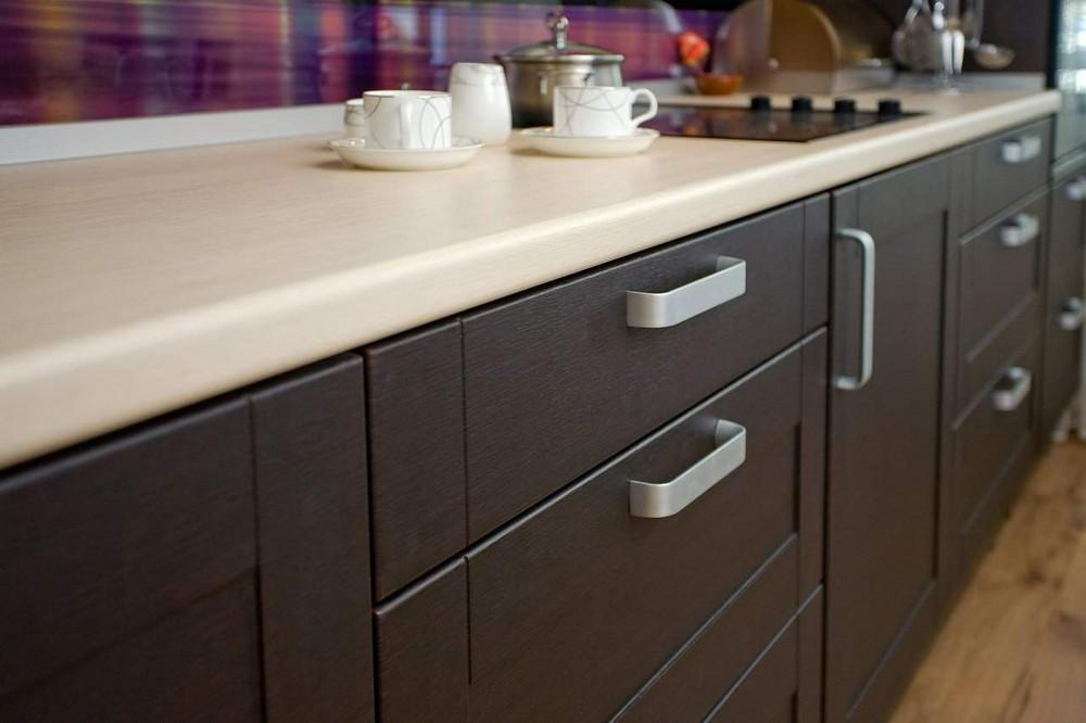 Обзор столешниц для кухонных рабочих поверхностей
