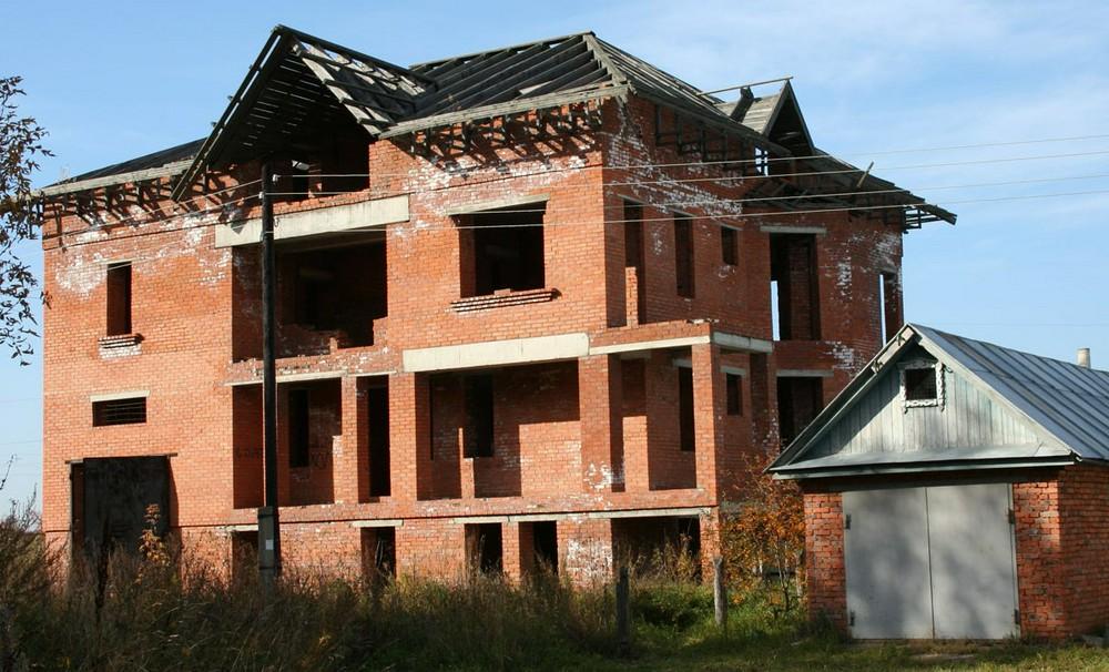 Шесть самых распространённых ошибок при строительстве каменного дома