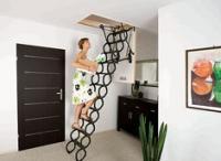 Обзор чердачных лестниц