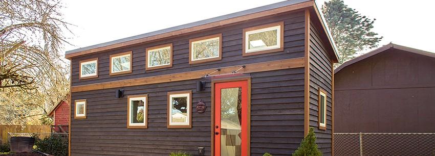 Просторный и энергоэффективный маленький дом