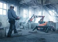 Строительные роботы: технологии настоящего и будущего