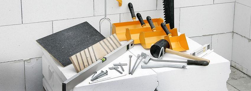 Материалы и инструменты для тех, кто строит дом сам: новинки рынка