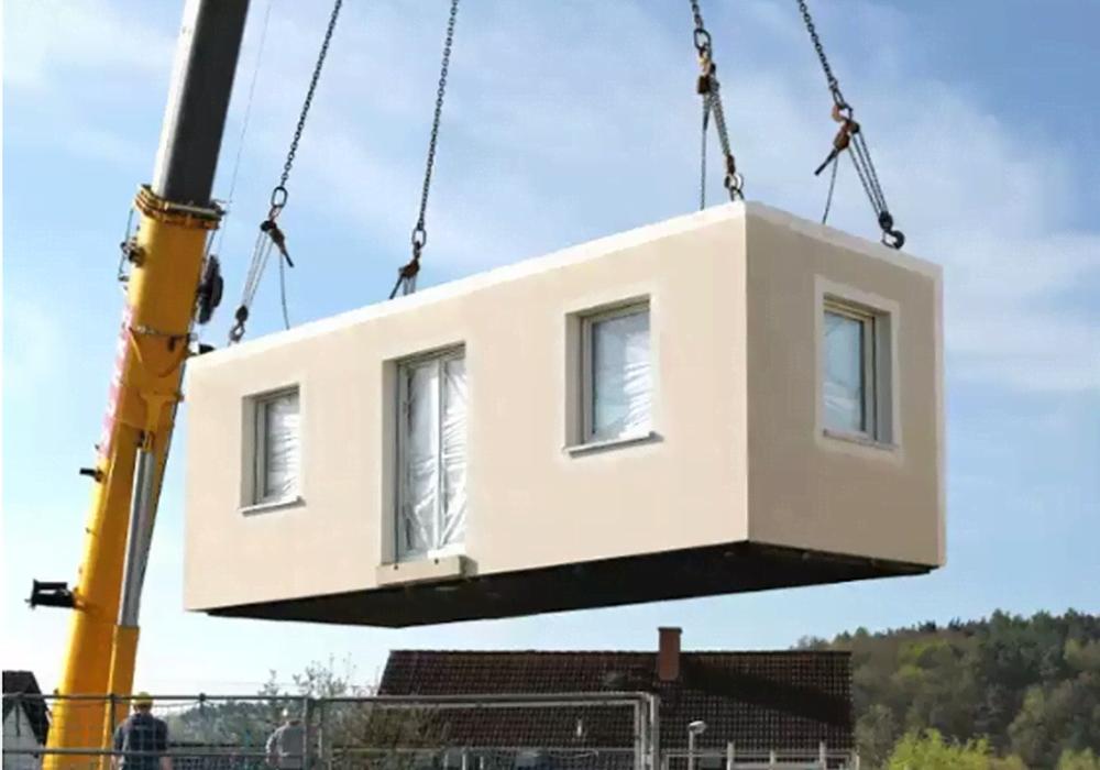 Простота вместо вычурности и один дом за один день – современные веяния в архитектуре