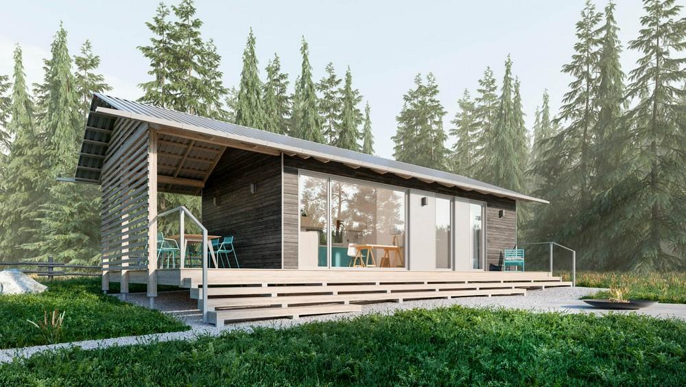 Государство продолжает поддерживать деревянное домостроение: Липецкий эксперимент и другие новости