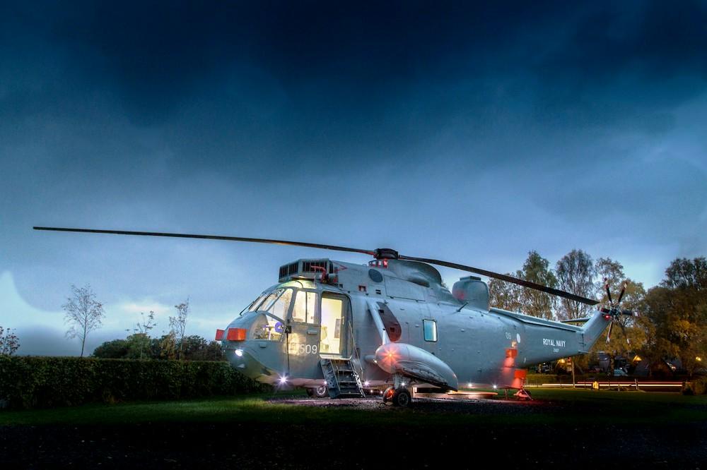 Дом-вертолёт