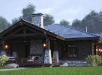 Природный стиль  дома вашей мечты