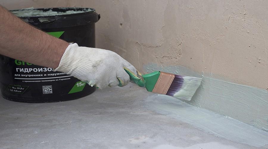 Гидроизоляция: как уберечь различные конструкции здания от воды