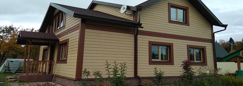 «Вечный» фасад: фиброцементный сайдинг плюс правильный монтаж