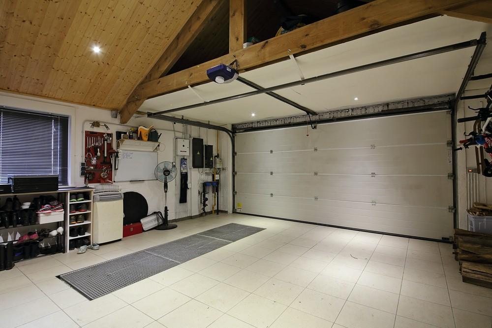 Ремонт гаража: как из стандартного бокса сделать комфортное пространство