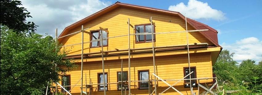 Реконструкция старого дома, или о материализации мыслей
