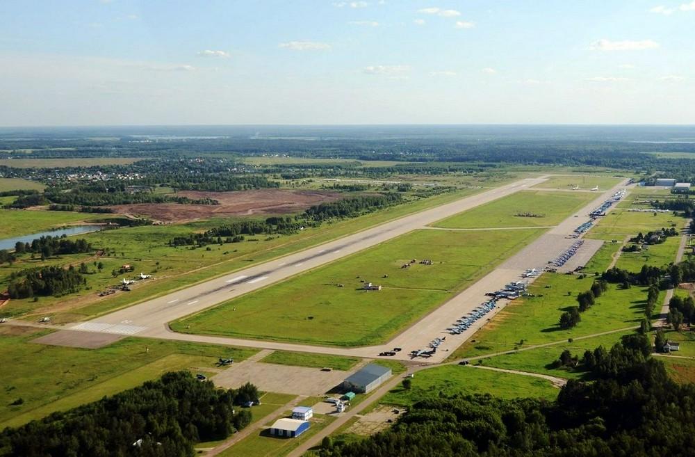 Частные дома вблизи аэродромов можно будет регистрировать в упрощенном порядке
