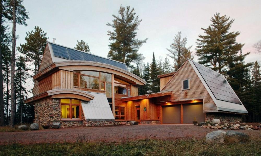 Автономный дом: базовые принципы строительства