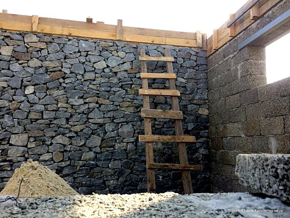 Дом из камня и арболита: нюансы и особенности