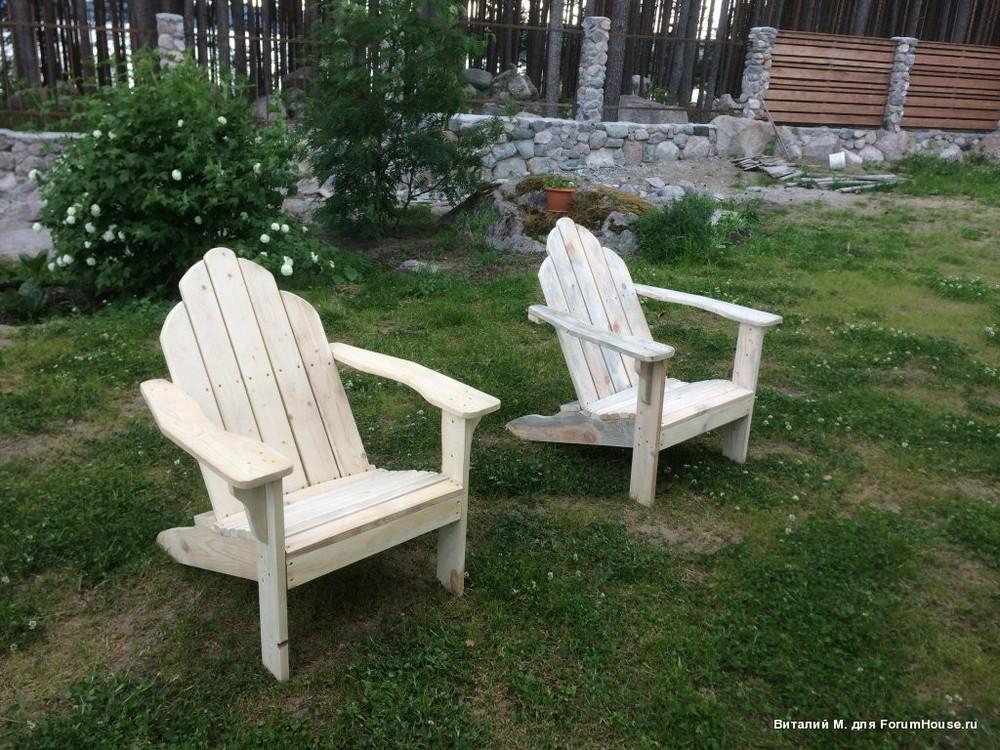 Садовая мебель: столы и кресла для нового сезона