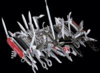 85 в одном: необычный складной нож