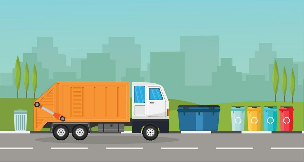 Штраф за нераздельный сбор мусора?