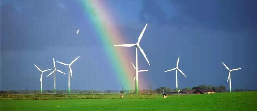 Тихая мощь – новое поколение ветрогенераторов