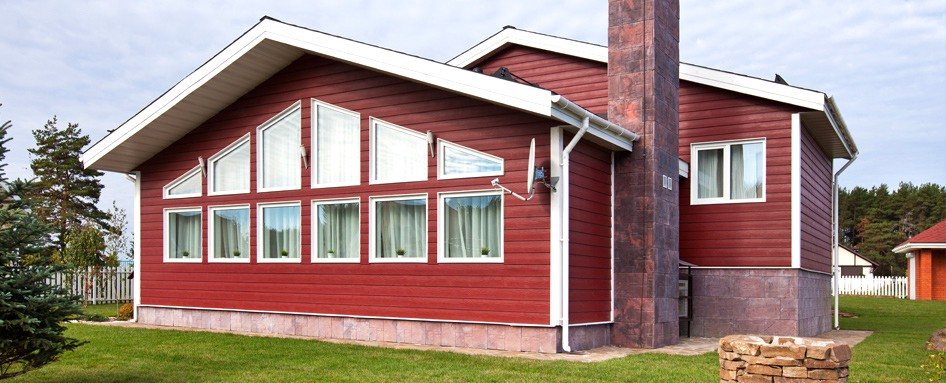 Эффективный фасад – защищенный фасад. Разновидности наружной отделки.