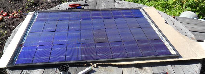 Сборка солнечной электростанции: от комплектации панелей до соединения электрических цепей