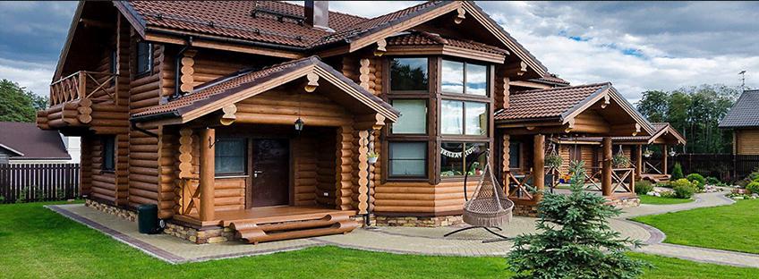 Деревянные дома: виды и технологии