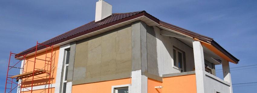 Отделка фасада дома. Лучшие идеи