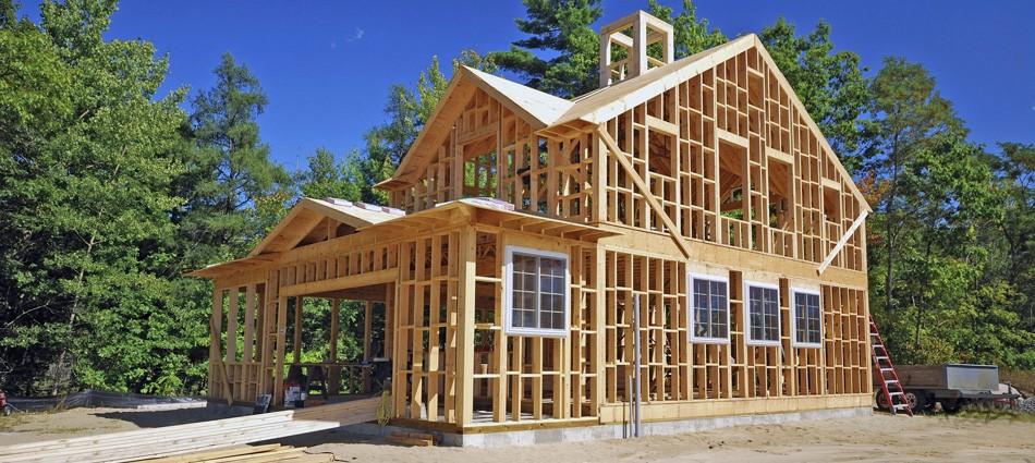 Какие технологии пользуются популярностью при строительстве частного загородного дома?