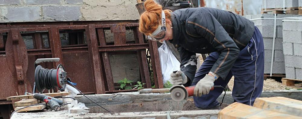На ПМЖ за город – реставрация дедовской усадьбы руками внучки
