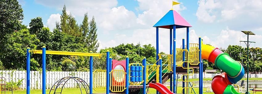 Детские площадки: интересные решения, рекомендации специалистов, личный опыт