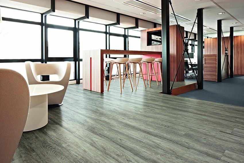 Виниловая плитка Forbo - отличный выбор для вашего дома