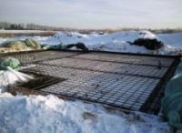 Как залить фундамент зимой и не пожалеть об этом