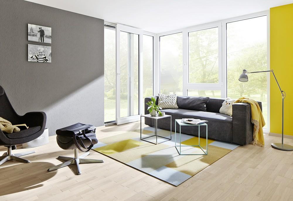 Панорамные окна-двери: конструктив и особенности