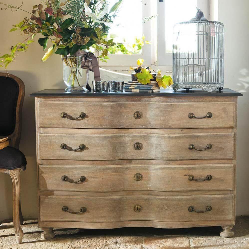 Новый бабушкин комод: ремонтируем и реставрируем деревянную мебель