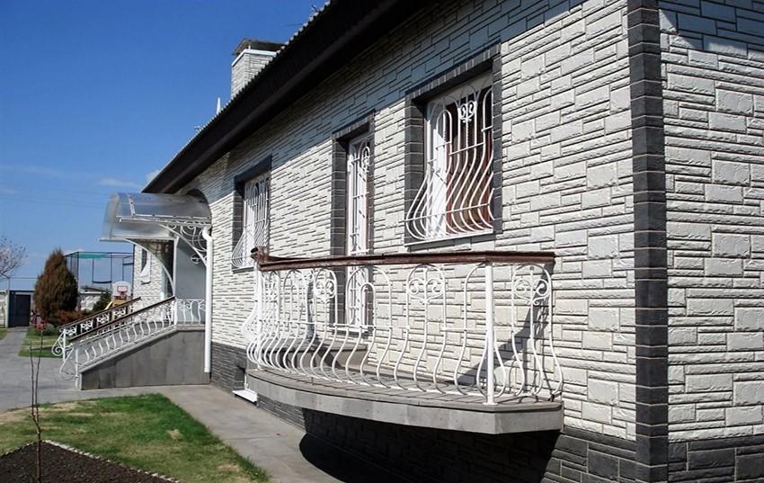 Как преобразить дом: универсальные фасадные панели