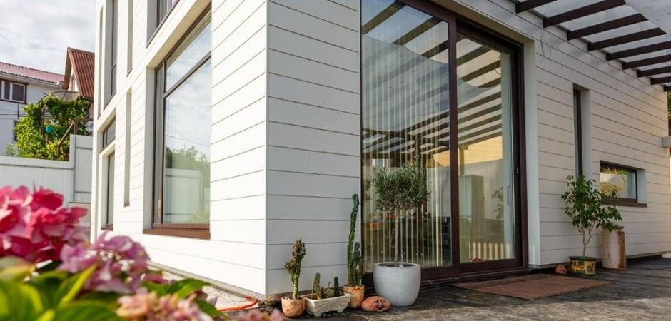 Красивый и практичный фасад – это просто!