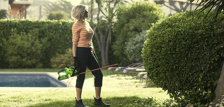 Нужно ли выполнять обрезку кустарников в августе