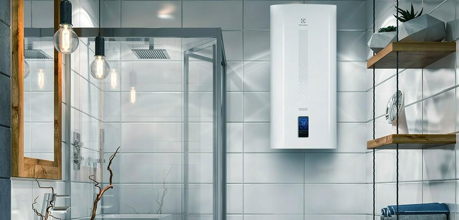 «Умный» водонагреватель для «умного» дома: как экономить с ELECTROLUX SMARTINVERTER