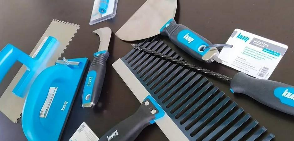 Профессиональный инструмент КНАУФ: качественный, безопасный и надёжный ремонт