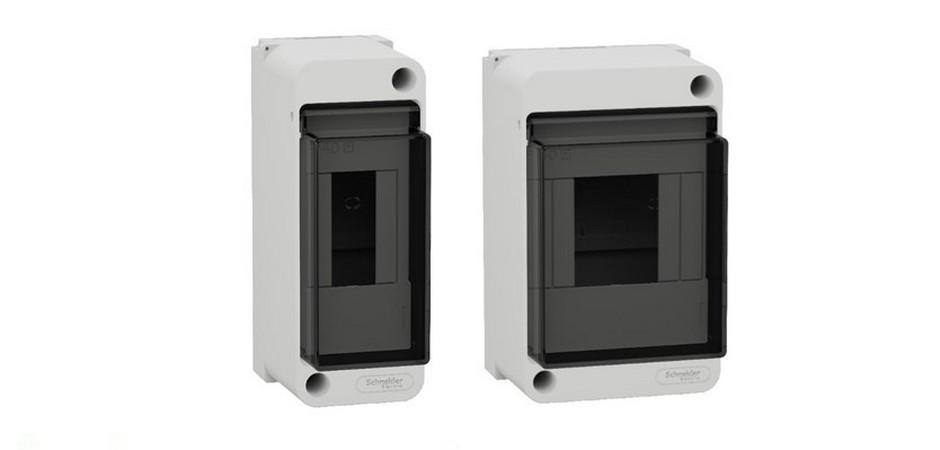 Модульные щитки Easy9 XS для электробезопасности и практичности