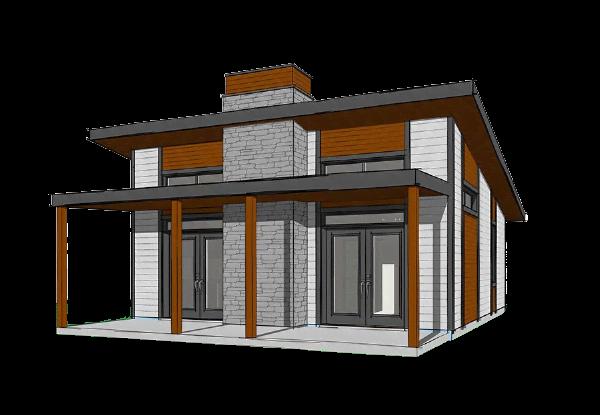 Когда скат у крыши всего один: угол наклона и другие особенности конструкции. Стоит ли гнаться за «дешевизной»