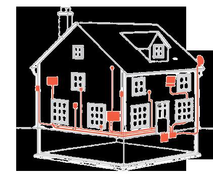 Как сделать электропроводку в доме: расчет, подбор устройств и комплектующих, особенности монтажа